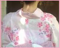 男ウケする浴衣の色ランキング3ピンク