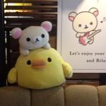 リラックマカフェ 2015 渋谷メニュ。土産はどらやき!混雑は