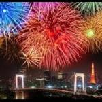 東京湾大華火祭 2015。穴場スポットや混雑しない場所情報