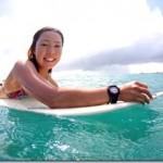 水野亜彩子のサーフィン画像がかっこいい!Wikiやプロフや高校
