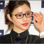 石原さとみのメガネのブランドは?ドラマ「5時から9時まで」のメガネも!