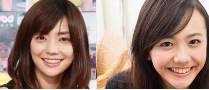 松井愛莉-倉科カナ似ている画像