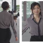 オトナ女子の篠原涼子のファッション・コーディネイト画像集