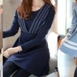 韓国ファッション「MIMI&DIDI」BK
