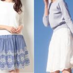 水卜麻美アナのヒルナンデスの衣装が可愛い!ミトちゃん着用服のブランド