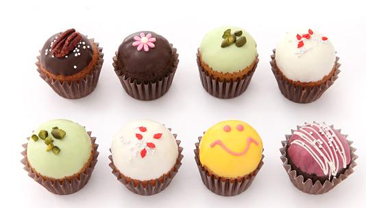 ホームパーティーの手土産にオススメのスイーツ-カップケーキ画像