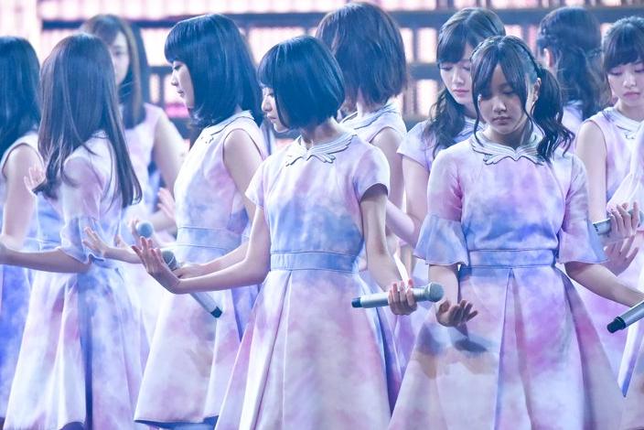 乃木坂46-2015年紅白リハーサル-衣装-画像