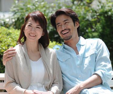 竹野内豊と和久井映見のドラマ共演-画像