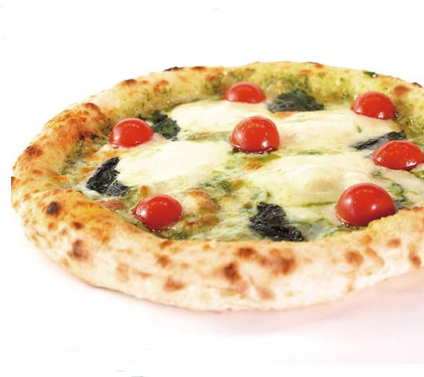家飲み女子会にオススメの本格石窯焼きピザ-画像