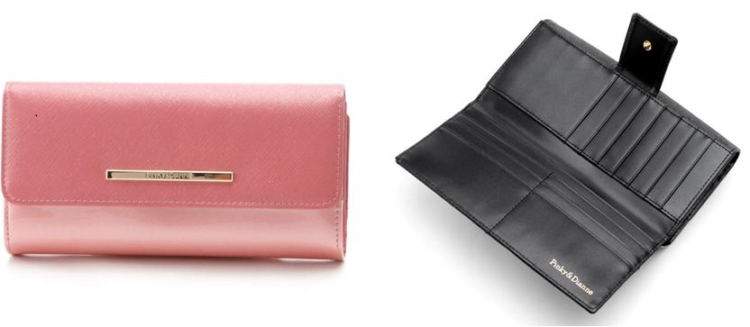 アクセサリー以外の女性へのクリスマスプレゼント-pinky&dianの財布画像
