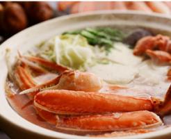 家飲み女子会にオススメの蟹しゃぶ鍋-画像