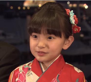 「あさが来た」の子役・鈴木梨央-画像