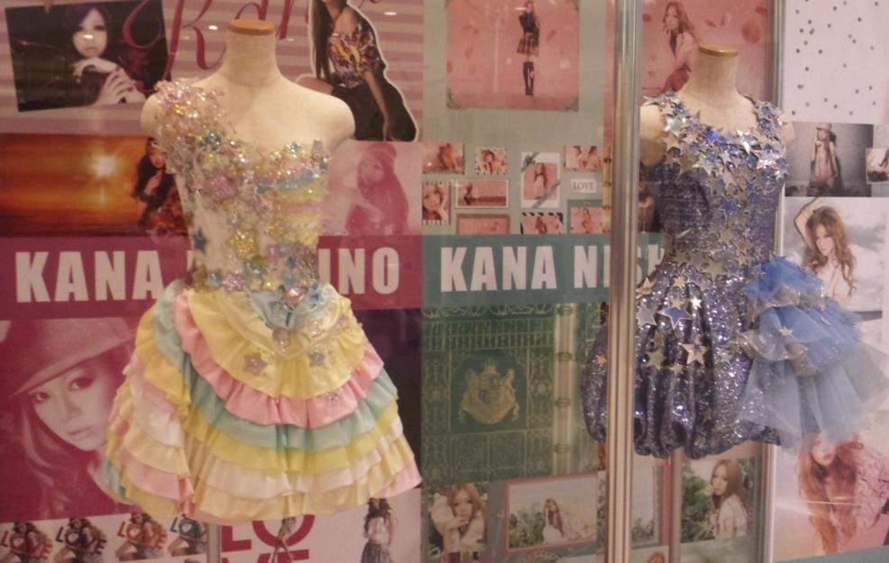 西野カナ-2012年紅白とレコード大賞の衣装-画像