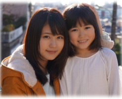 いつかこの恋の有村架純と子役の平澤宏々路-画像