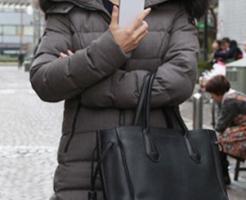 ナオミとカナコ-広末涼子着用ダウンコート-画像
