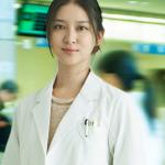 『フラジャイル』の武井咲の白衣の衣装がかわいい!髪型・へアレンジは?