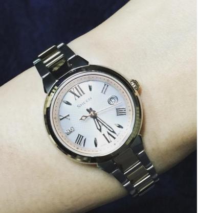 上野樹里着用腕時計CASIO-SHEEN-家族のカタチ-画像
