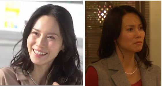 中谷美紀-ドラマ-パールネックレス-私結婚できないんじゃなくて-画像