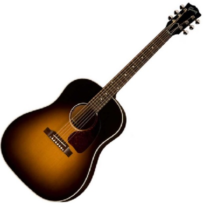 ドラマ「ラブソング」福山雅治使用ギター-Gibson J-45-画像