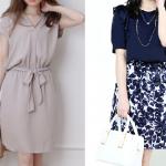 【夏の街コン・婚活パーティーの服装】30代女性向けオトナのワンピ