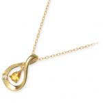 11月の誕生石はトパーズとシトリン!女性に人気のネックレスを1万円台でセレクト!