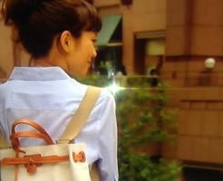 桐谷美鈴月9ドラマ着用リュック-好きな人がいること画像