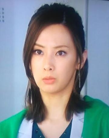 北川景子のヘアアレンジ-ドラマ家売るオンナ-画像