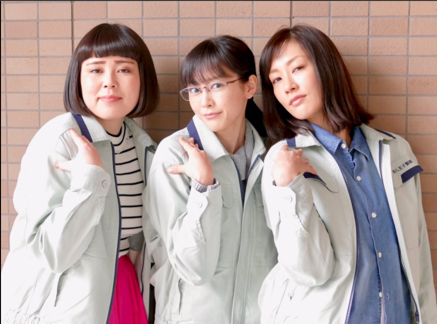 桐谷美玲 衣装 人は見た目が100パーセント